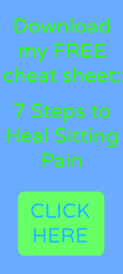 Heal Sitting Pain